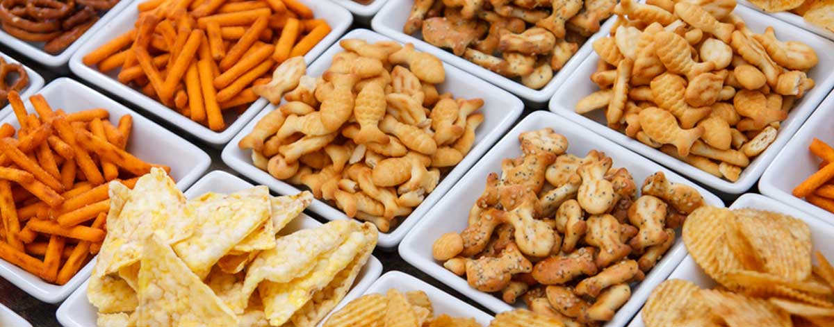 A craving for salty snacks can be a sign that you have adrenal fatigue