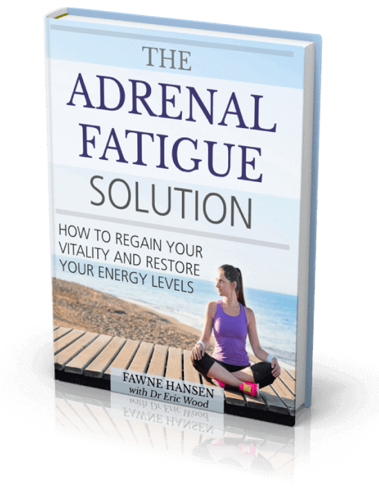 Adrenal Fatigue E-book
